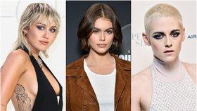 Nejlepší střihy a účesy pro krátké vlasy: Inspirujte se u celebrit a zjistěte, co vám bude slušet!