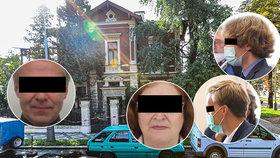 Krutá vražda páru kvůli vile v Bubenči: Chtěli ji 20krát levněji! Svědci popsali bouřlivý vztah