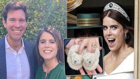 Královská rodina se raduje! Po svatbě princezny došlo i na miminko