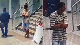 Muž v Karlových Varech osahával ženu: Policie hledá důležitého svědka!