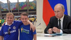 Další ruský oligarcha napojený na Putina byl nalezen mrtvý! Obretetský vstoupil přímo pod kola auta
