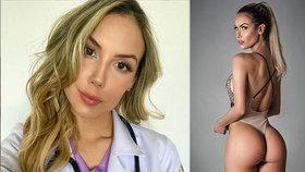Mladá doktorka nemůže sehnat práci: Jen proto, že se zúčastnila soutěže o nejhezčí zadek