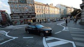 """Obří změny v centru Prahy: Národní je obousměrná! Méně parkovacích míst a nový """"kruháč"""""""