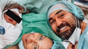 Veronika Arichteva porodila syna! 15 hodin na sále a velmi netradiční jméno!