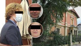 Krutá vražda Přemysla a Marie u soudu: Kamarádi obžalovaného studenta promluvili!