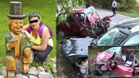 Srdcervoucí chvíle: Martinu (†42) dcera držela za ruku, když umírala zaklíněná v autě