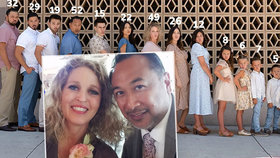 Manželé adoptovali 7 dětí, které přišly o rodiče při havárii, i když vychovali už pět vlastních!