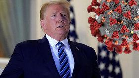 """""""Nevolte ho,"""" varuje před Trumpem 700 ekonomů. Zmínili útoky na demokracii i covid"""