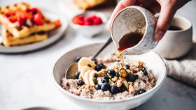 Ovesné vločky čtyřikrát jinak aneb konec snídaňové nudě