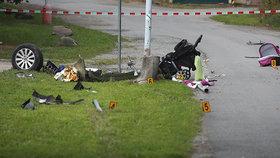 Dohra tragédie v Humpolci: Řidič, který srazil paní s kočárkem a zabil chlapce (†2), dostal jen podmínku