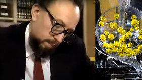 Matematik Stefan celkem 14x vyhrál v loterii! Jak oblafnul systém?