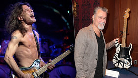 Zemřel kytarista Van Halen (†65): Zabila ho rakovina!