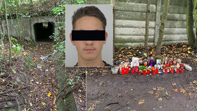 Pohřešovaného chlapce z Bíliny našli mrtvého: Na útěku před násilníkem ho zabil vlak?!