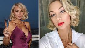 Playmate Mottlová po rozchodu řádí na Playboy party: Vytasila se velkým výstřihem!