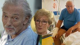 Hryce s leukemií léčí doktorka, která prodloužila život Gottovi (†80): Nová drahá léčba z Ameriky!
