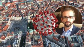 Praha kvůli koronaviru tratí, na příští rok uskromní svůj rozpočet. Náměstek neví, co bude dál