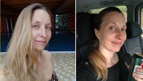 Tereza Bebarová bez make-upu: Úplně jiný člověk! Poznali byste ji?