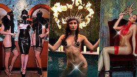Nejluxusnější erotický klub světa zasáhl koronavirus: Místo orgií pořádají intimní večeře pro vyvolené!