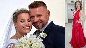 Muzikálová kráska Gemrotová se tajně vdala! Svatba 25 dní po zásnubách