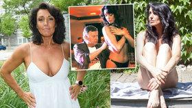 Striptérka z Discopříběhu Eva Čížkovská slaví 55 nahotou! A je pořád stejně sexy