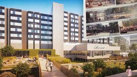 Velké změny u hotelu Intercontinental: Uvítají Pražané novou budovu a průchod na náplavku?