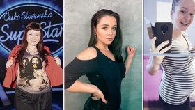 Exhvězda SuperStar Alžběta Kolečkářová: Sotva zhubla, už je podruhé těhotná!