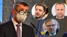 """""""Babiš selhal, fatální nepřipravenost!"""" ODS vyzývá, ať vláda požádá o důvěru, Hamáček to odmítá"""