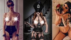 Nejluxusnější erotický klub světa nezastaví ani pandemie: Na Halloween chystá výstřední večírek!