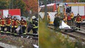 Dva bratry (†13 a †17) srazil vlak: Ohromné tragédii přihlíželo několik dalších dětí!