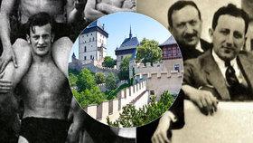 Největší český podvodník Harry Jelínek: Prodal američanům Karlštejn i tramvajovou linku v Praze
