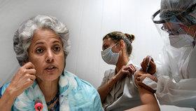 Mladí a zdraví lidé si na vakcínu proti koronaviru budou muset počkat déle, varuje WHO