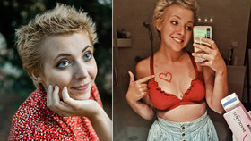 Anička Slováčková po operaci nádoru: Má plastiku prsou?! Řekla pravdu