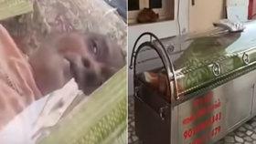 Muže uložili do mrazicího boxu, po 24 hodinách zjistili, že ještě žije!