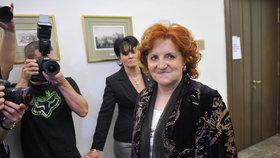 Vlasta Parkanová uspěla u soudu. Exministryni obrany zprostili obžaloby za letadla CASA