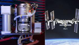 Kosmonautům na ISS se porouchal ruský záchod i stroj na výrobu kyslíku. Obojí opravili