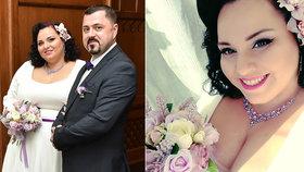 Svatba XXL modelky Veroniky: Kvůli koronaviru bez tatínka! A s jedním sladkým překvapením