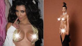 Narozeniny hanbaté Kim Kardashianové: Nejslavnější zadek světa slaví 40 let!