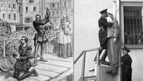 Kdo byli největší čeští kati? Nenáhlo oběsil nacistickou bestii, Wohlschlager bral za popravy snové peníze
