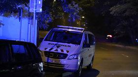 Záhadná smrt v Libni: Hořela chatka, našli v ní tělo! Svědci slyšeli výbuch