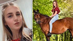 Jezdkyně (†16) se oběsila v lese po hádce s mámou: Vyčetla jí, že jela na poníkovi příliš rychle