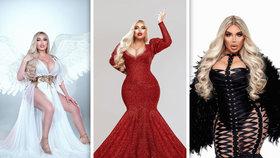 Už rok je ženou! Přeoperovaná Barbie Jessica Alvesová slaví odvážnými snímky