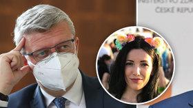 """""""Spící firma"""" Prymulovy dcery získala dotaci na dezinfekce: Částka je malá, brání ji ministr"""