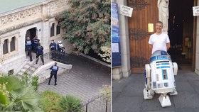 Krutý čin v Nice si vyžádal tři životy: Zahynul i kostelník Vincent (†45)