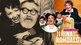 Před 40 lety odešel Jan Werich (†75): Bez něj by nebyla Bohdalka! Rozhodoval se mezi ní a...