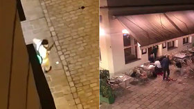 Teror v centru Vídně: K útoku se přihlásila ISIS! Policie teroristu zastřelila