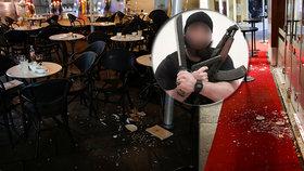 Česká studentka Eva v centru Vídně během masakru: Před vrahem se skryla v restauraci
