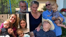 Olga Menzelová o drsných reakcích na třetí dítě: Láska má mnoho podob! Co dál vzkázala?