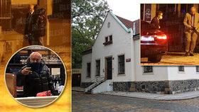 Pokuta za tajnou schůzku Prymuly s Faltýnkem? Restaurace na Vyšehradě zaplatila dva tisíce