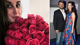 Zklamání Jany Bernáškové: Dojala se z překvapení od manžela! Jenže nebylo pro ni