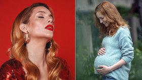 Hana Vagnerová o porodu v přímém přenosu: Třeba ho natočím!